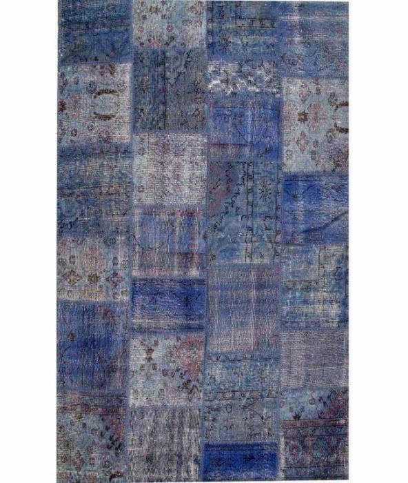 שטיח כחול - כרמל FLOOR DESIGN