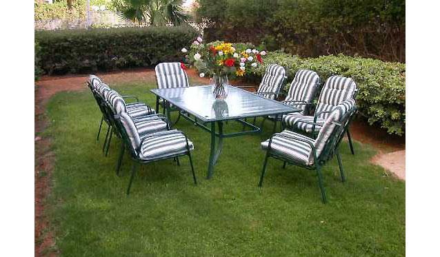 שולחן לגינה - La Maizon