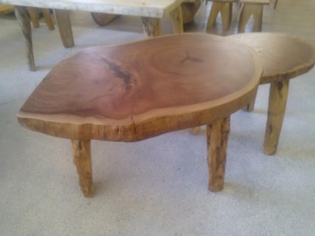 שולחן בוצ'ר לסלון - La Maizon