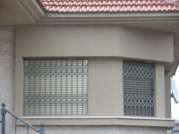 סורגי בטחון לחלונות - טרלידור