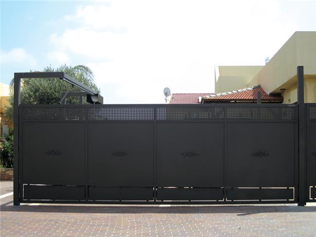 שערים אטומים מעוצבים - טרלידור