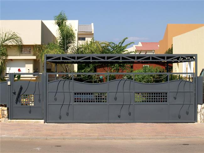 שער כניסה דקורטיבי - טרלידור