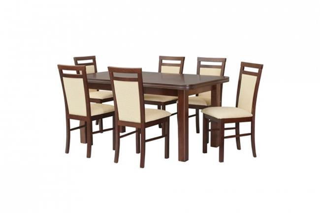כיסאות ושולחן - אלבור רהיטים