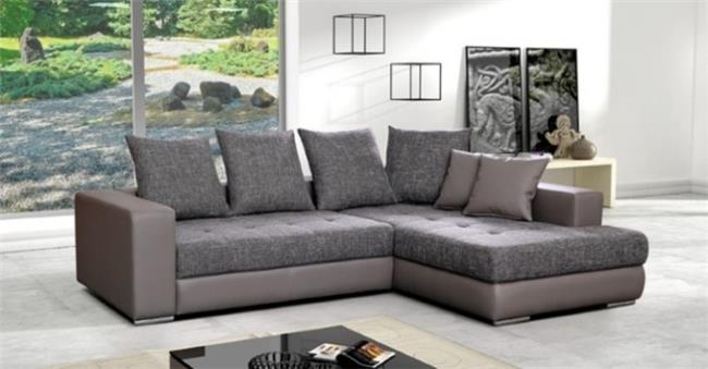 ספת בד בגוון אפור - אלבור רהיטים