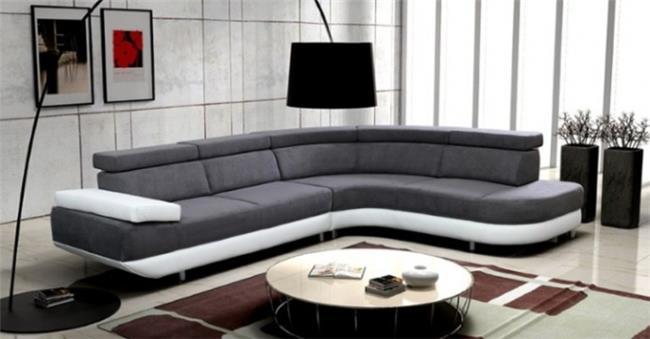 ספה פינתית מעוגלת - אלבור רהיטים