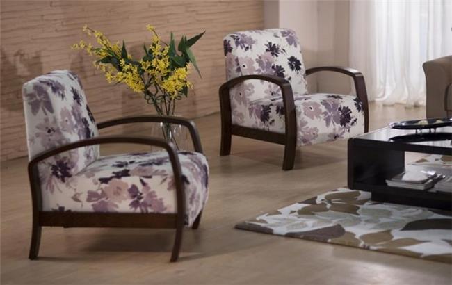 כורסא מעוצבת לסלון - אלבור רהיטים