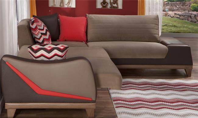 ספה פינתית נפתחת - אלבור רהיטים