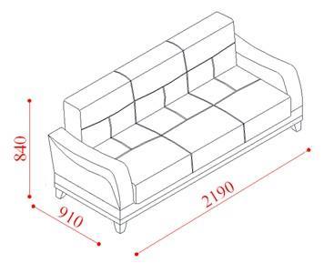 ספת שמנת בסגנון אלגנטי - אלבור רהיטים