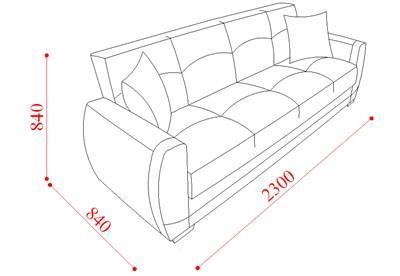 ספה סגולה נפתחת - אלבור רהיטים