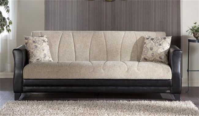 ספה מודרנית תלת מושבית - אלבור רהיטים