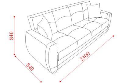 ספה שמנת מיוחדת - אלבור רהיטים