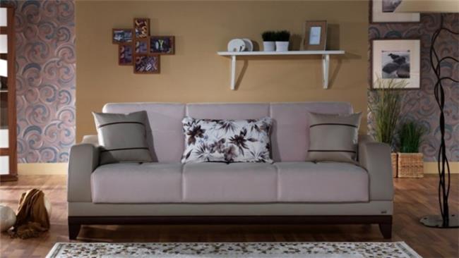 ספה 3 מושבים מעוצבת - אלבור רהיטים