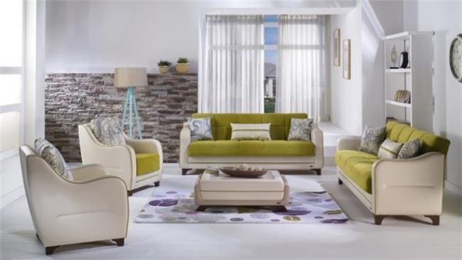 ריהוט יוקרתי לסלון - אלבור רהיטים