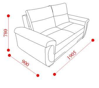 ריהוט דו מושבי - אלבור רהיטים