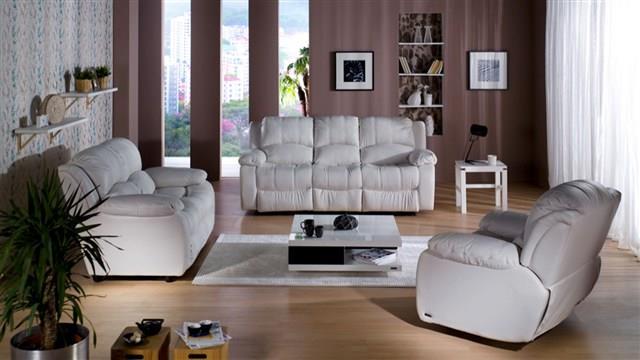 סלון בהיר - אלבור רהיטים