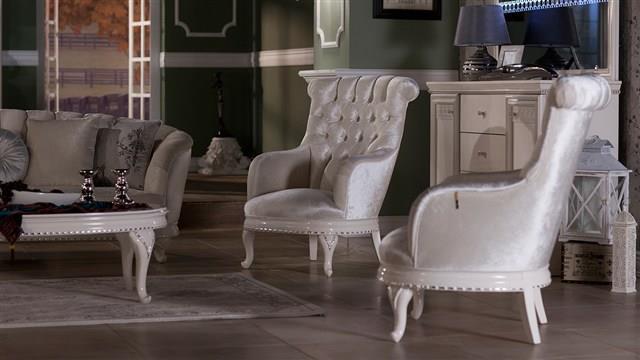 כורסה מפוארת - אלבור רהיטים