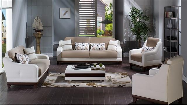 סלון בז' - אלבור רהיטים