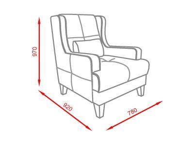 כורסאות מודרניות - אלבור רהיטים