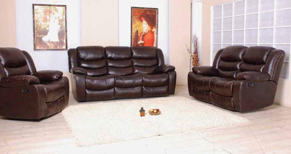 סלון מרווח בחום - אלבור רהיטים