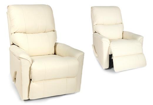כורסא אורתופדית בהירה - אלבור רהיטים
