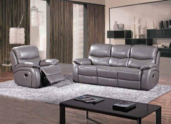 ספה אורתופדית אפורה - אלבור רהיטים