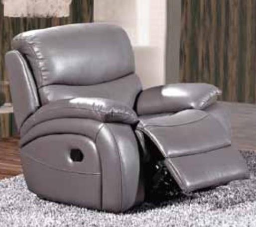 כורסא אורתופדית אפורה - אלבור רהיטים
