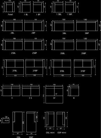 ספה פינתית - אלבור רהיטים
