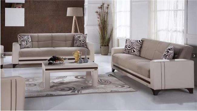 מערכת ישיבה בגוון בהיר - אלבור רהיטים
