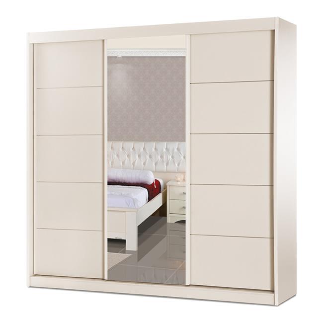 ברצינות ארון הזזה עם מראה מבית אלבור רהיטים | הדירה - פורטל לעיצוב הבית YY-94