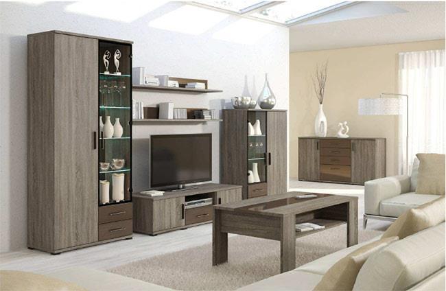 פינת מדיה לסלון - אלבור רהיטים