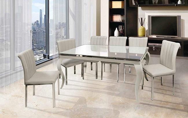 שולחן אוכל נפתח - אלבור רהיטים