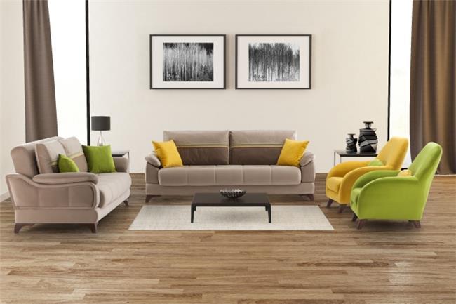סלון Armando Genel - אלבור רהיטים