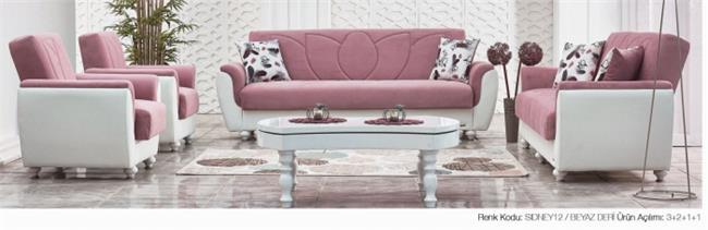 מערכת ישיבה Monza  - אלבור רהיטים