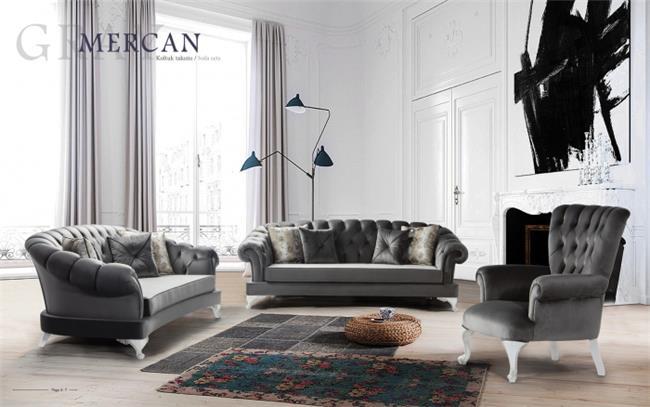 מערכת ישיבה MERCAN - אלבור רהיטים