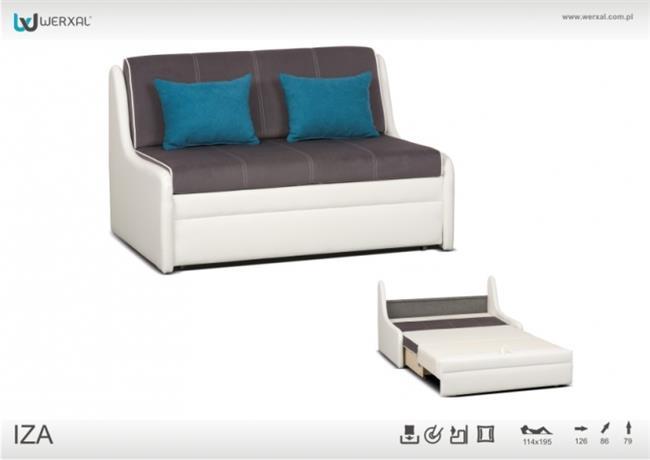 ספה דו מושבית Iza - אלבור רהיטים