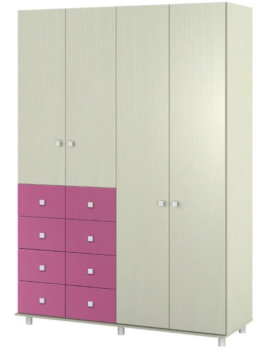 ארון דלתות פתיחה C7 - אלבור רהיטים