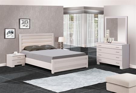 חדר שינה קיסר - אלבור רהיטים