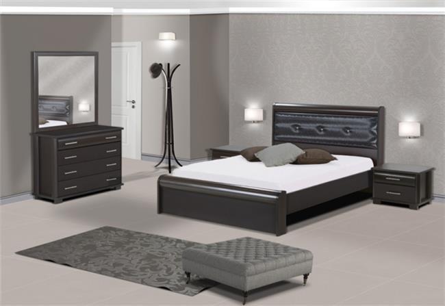 חדר שינה טורונטו - אלבור רהיטים