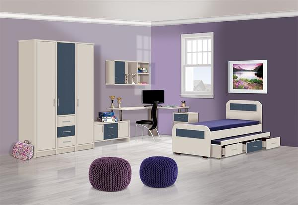 חדר ילדים פיטר פן - אלבור רהיטים