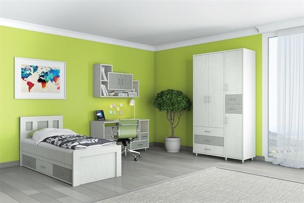 חדר ילדים נטלי - אלבור רהיטים