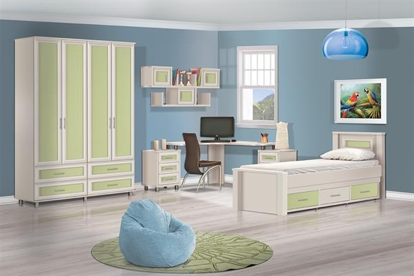 חדר ילדים נועה - אלבור רהיטים