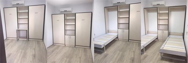 זוג מיטות נפתחות - אלבור רהיטים