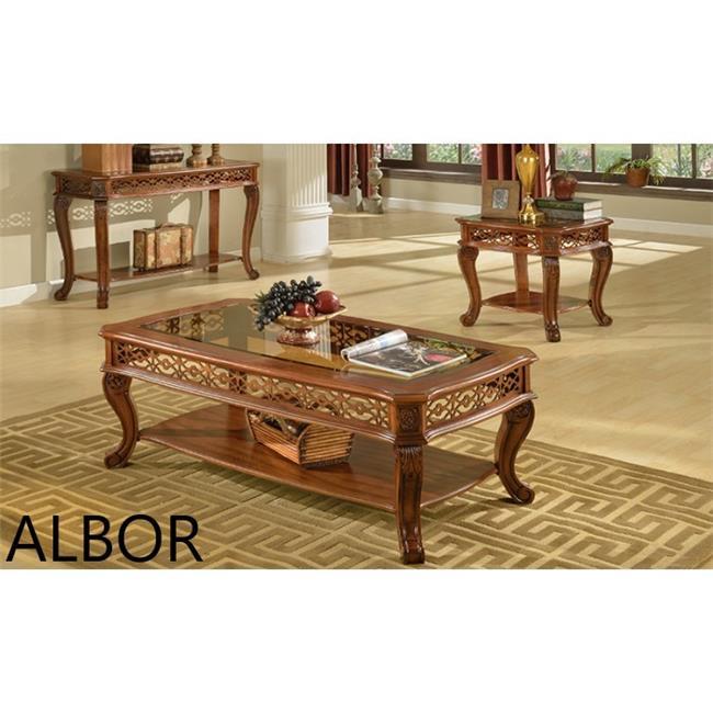 שולחן סלון דגם HSC011 - אלבור רהיטים