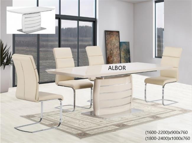 שולחן דגם W045 - אלבור רהיטים
