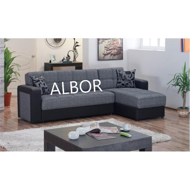 סלון bodrum corner - אלבור רהיטים