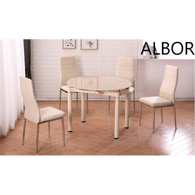 פינת אוכל B179-45 - אלבור רהיטים