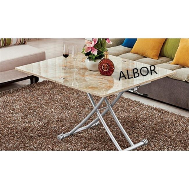 שולחן מתכוונן N_4_3 - אלבור רהיטים
