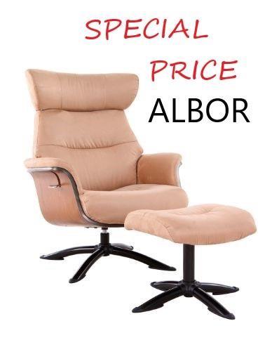 כורסא TV דגם מעצבים  - אלבור רהיטים