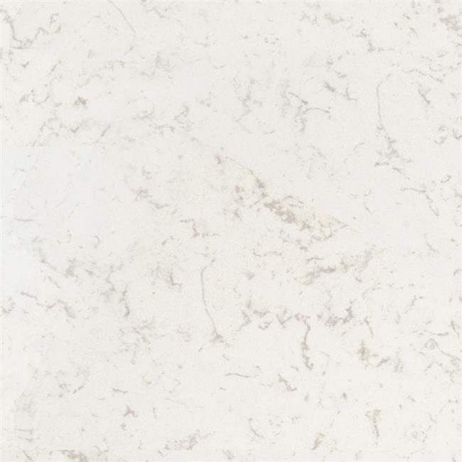 שיש קררה לבן עם גידים אפורים - אבני ניצן