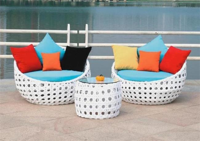 מערכת ישיבה קופיפי - כסא נדנדה